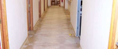 Advanced Vascular Resources hallway; main