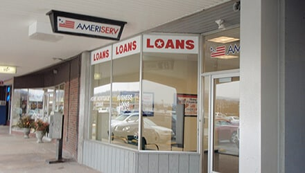amerisav financial loan office featured image
