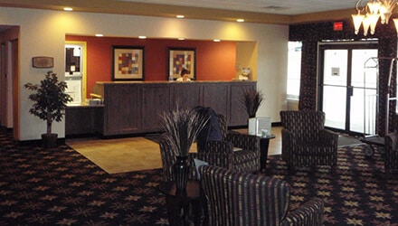 Holiday Inn Johnstown Construction Services