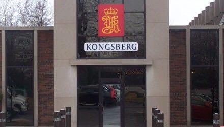 Kongsberg Defense; front