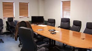 People's Natural Gas conference room; small