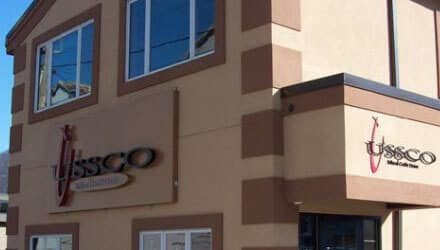 USSCO Credit Union; building; featured