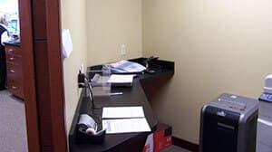 USSCO Credit Union; room; small